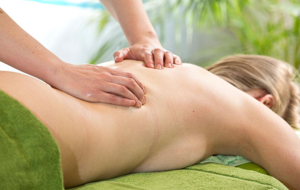 Ganzkörper Regenerations Massage, Naoruba Innsbruck